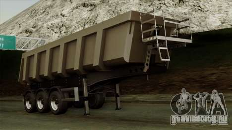 Opentop_JJ для GTA San Andreas