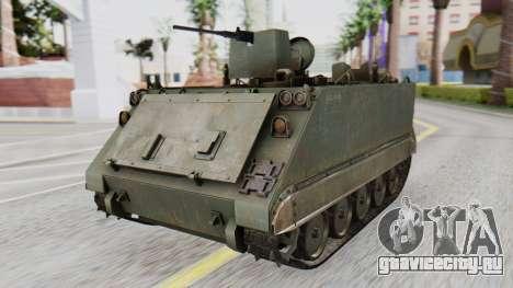 M113 from CoD BO2 для GTA San Andreas