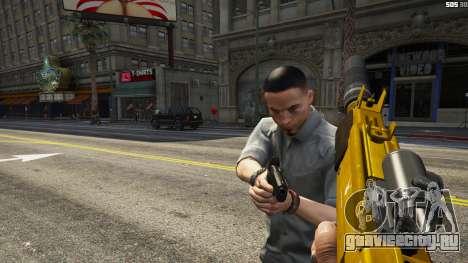 Восстание горожан (Режим Хаоса) 0.6.1 для GTA 5 третий скриншот