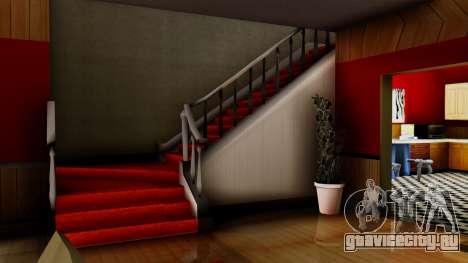 New CJs House для GTA San Andreas пятый скриншот