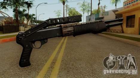 Original HD Combat Shotgun для GTA San Andreas второй скриншот