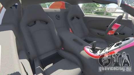 Bugatti Veyron Grand Sport для GTA 5