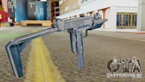 IMI Uzi v1 SA Style для GTA San Andreas второй скриншот