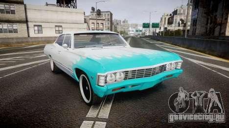 Chevrolet Impala 1967 Custom livery 1 для GTA 4