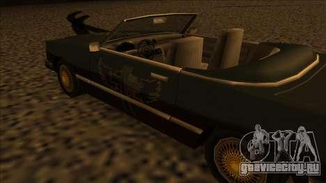 FreeShow Feltzer для GTA San Andreas вид справа