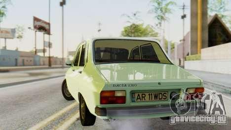 Dacia 1310 для GTA San Andreas вид слева