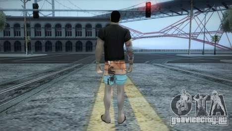 Beach Bum Vmaff1 для GTA San Andreas третий скриншот