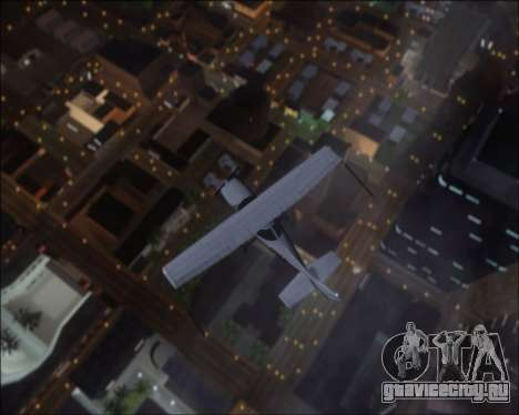 Project Vision ENB 1.1 для GTA San Andreas второй скриншот
