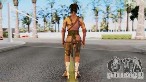 [MKX] Mileena для GTA San Andreas третий скриншот