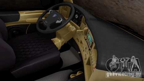Scania R для GTA San Andreas вид справа