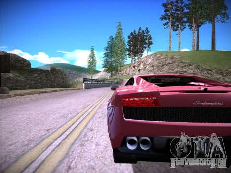 ENB Series Extreme 4.0 для GTA San Andreas третий скриншот
