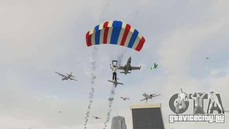 Angry Planes для GTA 5