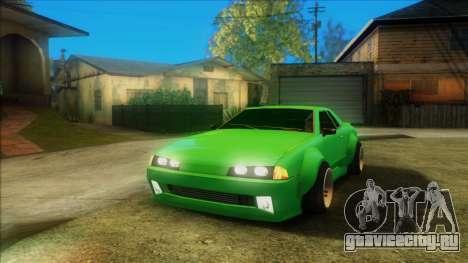Elegy Rocket Bunny Edition для GTA San Andreas