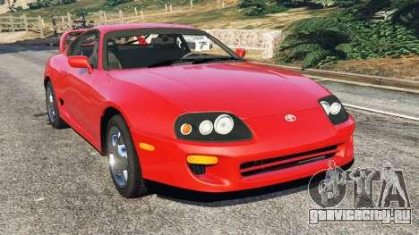 Toyota Supra RZ 1998 для GTA 5