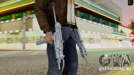 IMI Uzi v1 SA Style для GTA San Andreas третий скриншот