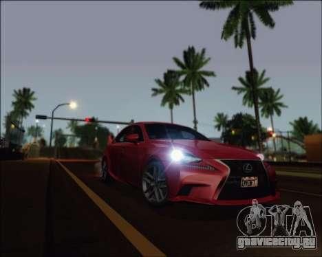 Project Vision ENB 1.1 для GTA San Andreas четвёртый скриншот