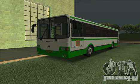 ЛиАЗ 5293.00 для GTA San Andreas