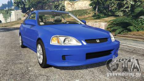 Honda Civic Si 1999 для GTA 5