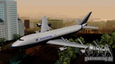 Boeing 747 Eastern для GTA San Andreas