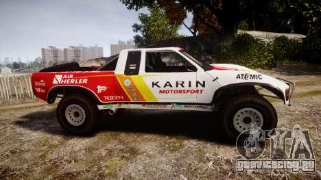 Karin Ensenada для GTA 4 вид слева
