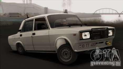 VAZ 2107 Avtosh Style для GTA San Andreas