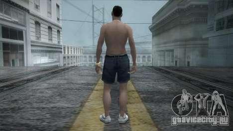 Beach Bum Hmybe для GTA San Andreas второй скриншот
