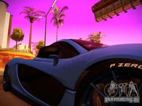 T.0 Graphics for Low PC для GTA San Andreas третий скриншот