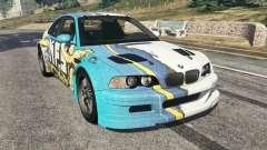 BMW M3 GTR E46 PJ4
