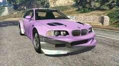 BMW M3 GTR E46 PJ2 для GTA 5