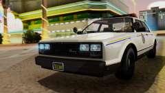 GTA 5 Albany Esperanto Police Roadcruiser