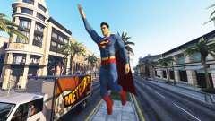 Статуя Супермен