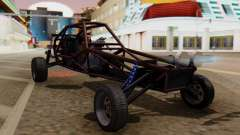 Двухместный Bandito для GTA San Andreas