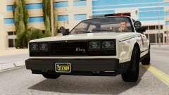 GTA 5 Albany Esperanto Police Roadcruiser IVF