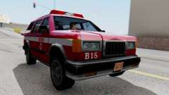 FDSA Fire SUV
