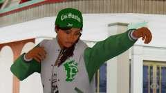 [GTA5] Fam Girl для GTA San Andreas