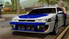 Винил для Sultan - NFSMW B15 для GTA San Andreas