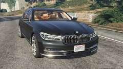 BMW 750Li 2016