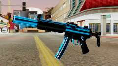 Fulmicotone MP5 для GTA San Andreas
