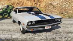 Dodge Challenger RT 440 1970 v0.3 [Beta]