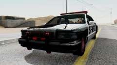 Police SF with Lightbars