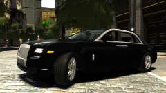 Rolls-Royce Ghost 2013 v1.0