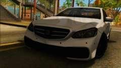 Mercedes-Benz E63 Brabus BUFG Edition седан для GTA San Andreas