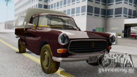 Peugeot 404 Camioneta для GTA San Andreas