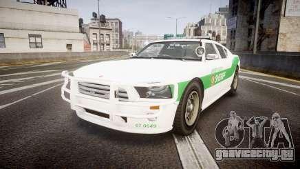 Bravado Buffalo Police [ELS] для GTA 4