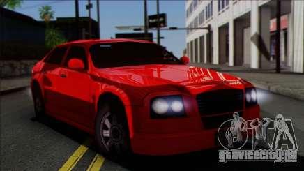 Chrysler 300C SA Style для GTA San Andreas