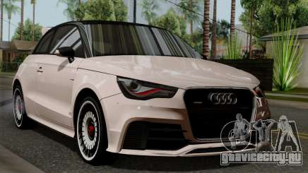 Audi A1 Quattro Clubsport для GTA San Andreas
