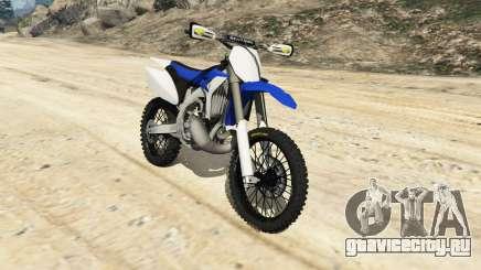Yamaha YZ 250 [Beta] для GTA 5