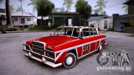 Stafford Derby для GTA San Andreas