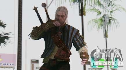 [The Witcher] Геральт для GTA San Andreas
