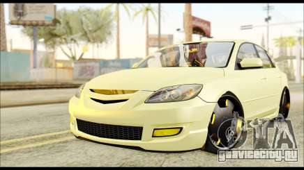 Mazdaspeed 3 Daglow v2 для GTA San Andreas